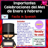 Celebraciones Importantes en Enero y Febrero Spanish