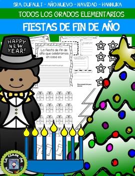 Celebraciones de fin de año/ Holidays around the world
