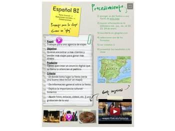 Celebraciones en España / Celebrations in Spain