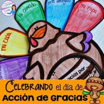 Celebrando el Día de Acción de Gracias