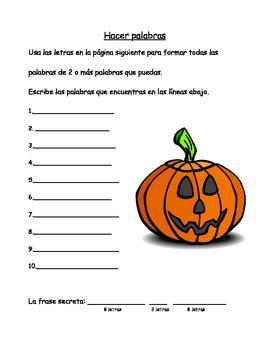 Celebrar la calabaza (Pumpkin Day)