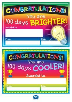 Celebrate 100 days of school