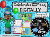 Celebrate 100th Day DIGITALLY