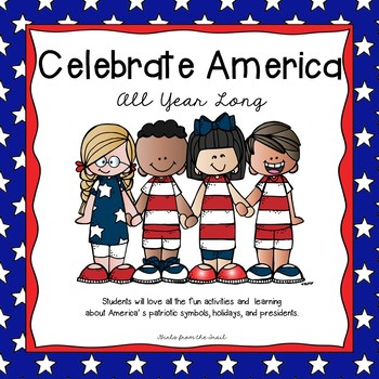 Celebrate America All Year Long Theme Activities
