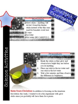 Celebrate America Unit Study