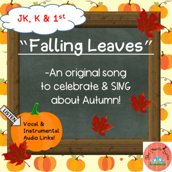 """Celebrate Autumn with  """"Falling Leaves"""""""