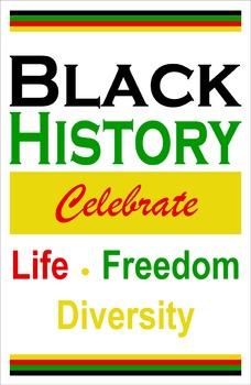Celebrate Black History!
