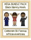 Black History Changemakers! - 32 Mega Bundle SAVE 90% -Sea