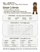 Celebrate Black History Month – Bessie Coleman - Word Search, Scramble, & Maze!