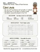 Celebrate Black History Month – Edna Lewis - Word Search,