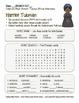 Celebrate Black History Month – Harriet Tubman - Word Search, Scramble, & Maze!