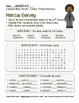 Celebrate Black History Month – Marcus Garvey - Word Search, Scramble, and Maze!