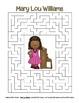 Celebrate Black History Month – Mary Lou Williams -Word Search, Scramble & Maze!