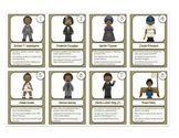 Celebrate Black History Month – Trading Cards -32 Famous African-Americans! FUN!