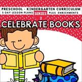Celebrate Books (5-day Thematic Unit) Preschool Pre-K Kindergarten Curriculum