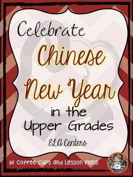 Chinese New Year in the Upper Grades