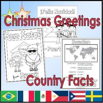 Celebrate Christmas Around the World!
