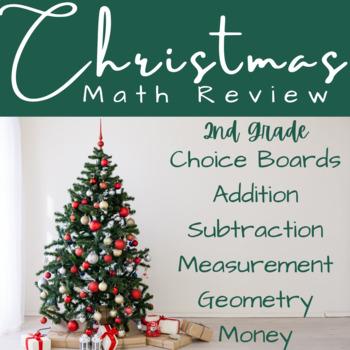 Celebrate Christmas Common Core Math Skills