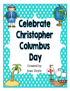 Christopher Columbus Day Unit