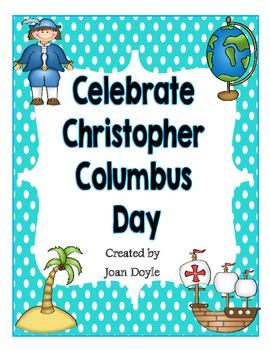 Christopher Columbus Day Unit