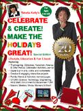 Celebrate & Create! Make The Holidays Great!-Printable E-b