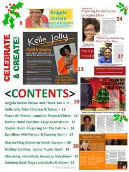 Celebrate & Create! Make The Holidays Great!-Printable E-book  Full Version