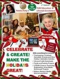 Celebrate & Create!-STEAM Education, Career & Life Skills