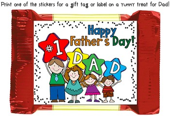 Celebrate Dad Clip Art & Printables