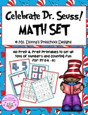 Celebrate Dr. Seuss! Math Set