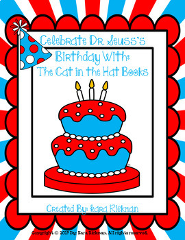 Celebrate Dr. Seuss's Birthday with: The Cat in the Hat Bo