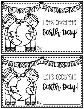 Celebrate Earth Day!! ELA Unit and Craftivity