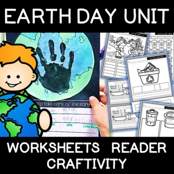 Celebrate Earth Day!! ELA Unit and Craftivity