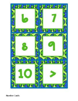 Celebrate Earth Day Math Set