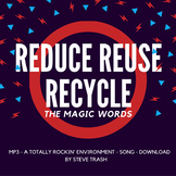 Celebrate Earth Day with an - MP3- SONG - Reduce Reuse Recycle