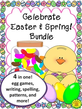 Celebrate Easter & Spring! Bundle