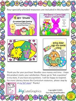 Celebrate Easter & Spring! Bundle