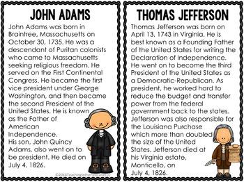 Celebrate Freedom Informational Trading Cards (U.S. History)