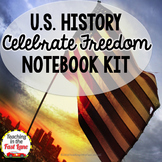 Celebrate Freedom Notebook Kit (U.S. History)