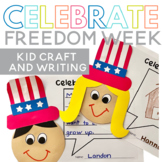Celebrate Freedom Week Kid Craft