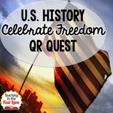 Celebrate Freedom Week QR Quest
