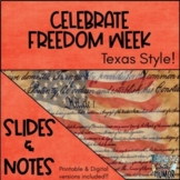 Celebrate Freedom Week Texas Style!