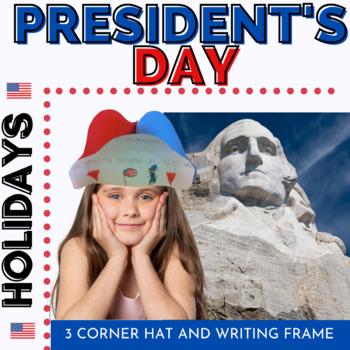 President's Day: Celebrate George Washington with a Cute 3 Corner Hat Craftivity