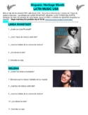Celebrate Selena and others Hispanic Heritage Month LATIN MUSIC USA questions