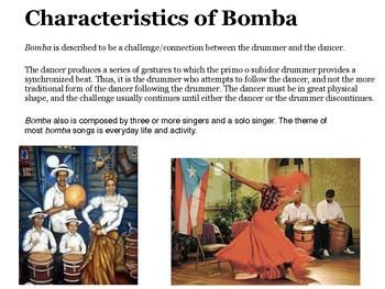 Celebrate Hispanic Heritage Month and $ benefit Puerto Rico! Bomba Y Plena!