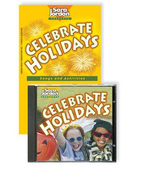 Celebrate Holidays, Digital MP3 Album Download w/ Lyrics
