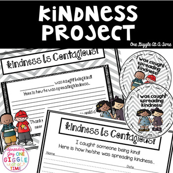 Celebrate Kindness Classroom Project