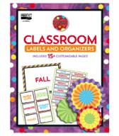 Celebrate Learning Labels and Organizers