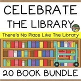 Celebrate Libraries 20 Book Bundle Elementary Over 200 Act