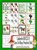 Celebrate MEXICO! Cinco De Mayo Preschool Pack