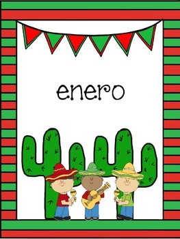 Celebrate MEXICO-Editable Binder Labels